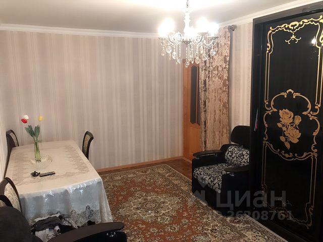 Продается трехкомнатная квартира за 3 000 100 рублей. г Грозный, ул Новаторов, д 1/23.
