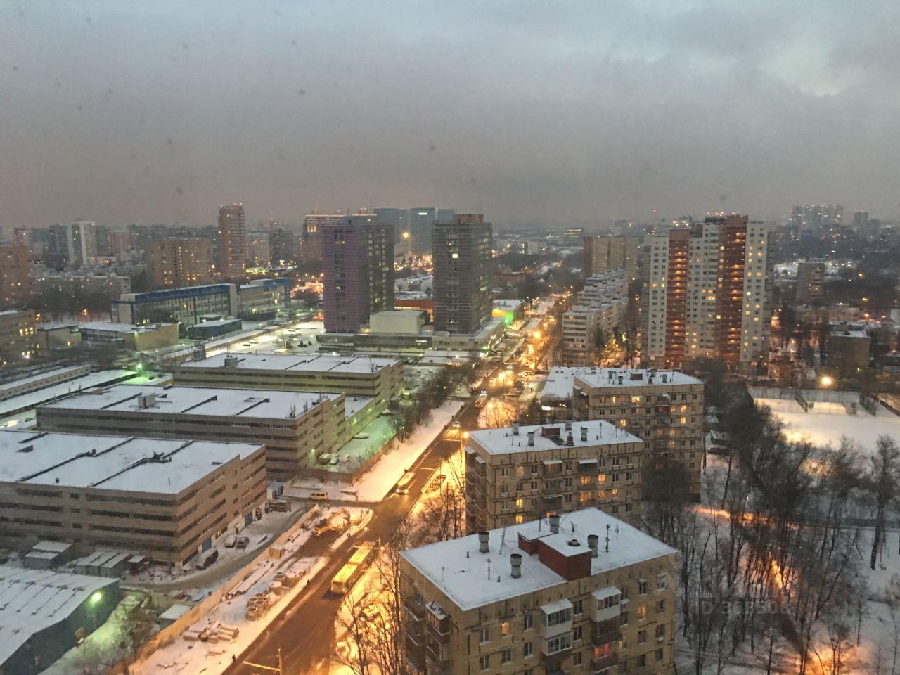 купить однокомнатную квартиру город Москва, метро Речной вокзал, Смольная улица, д. 49