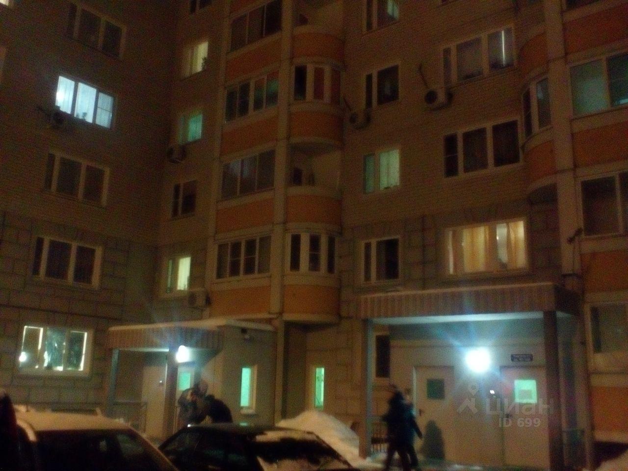продаю трехкомнатную квартиру Ленинский район, деревня Дрожжино, шоссе Новое, д. 9к1