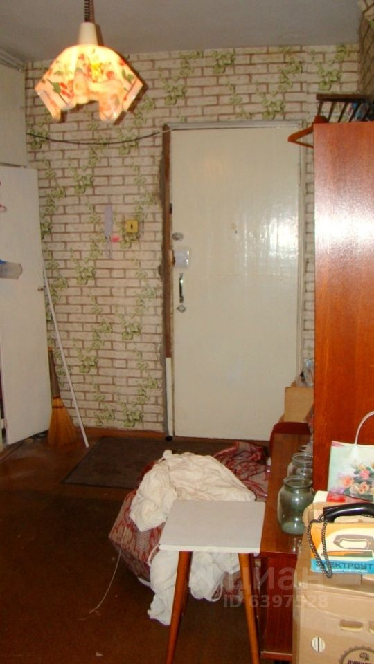 продам двухкомнатную квартиру Павлово-Посадский район, город Павловский Посад, переулок Герцена, д. 3