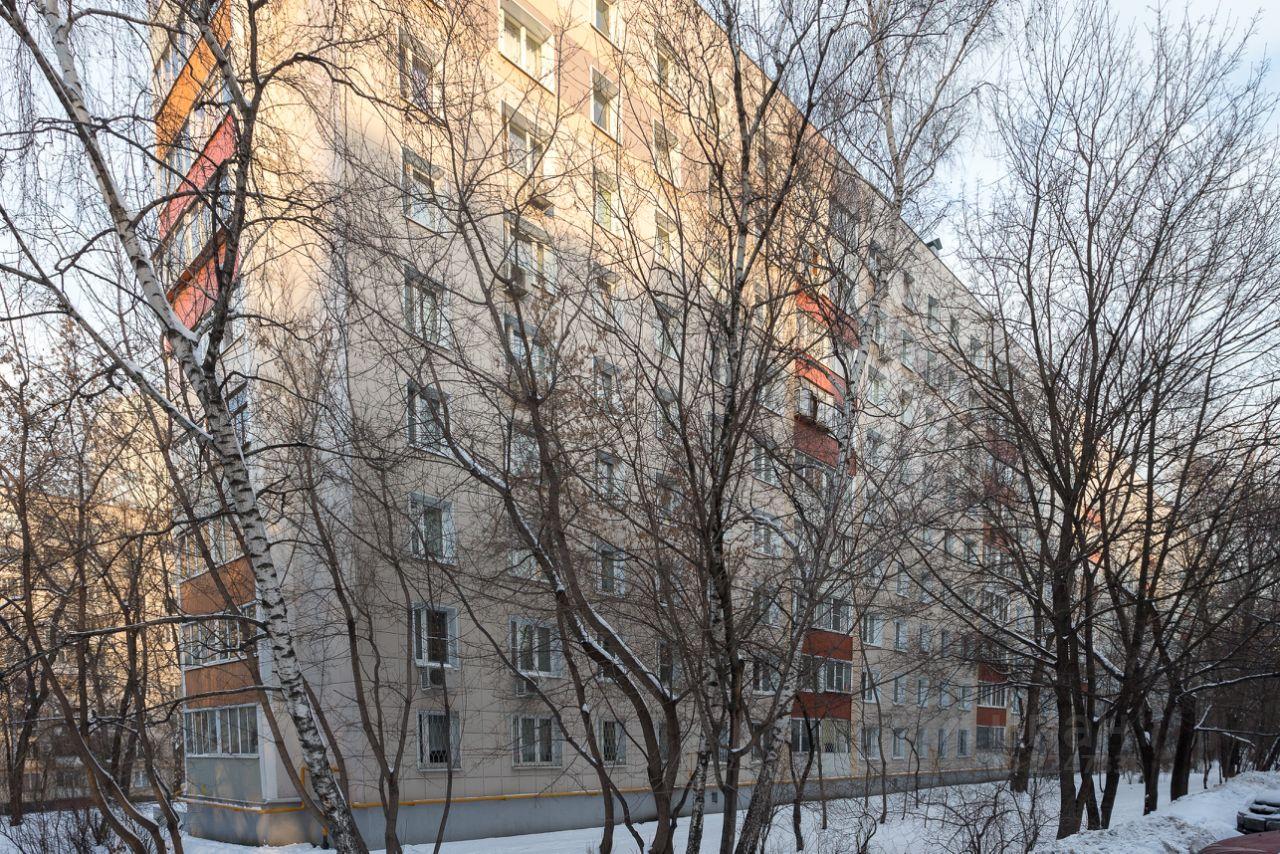 куплю трехкомнатную квартиру город Москва, метро Коломенская, Кленовый бульвар, д. 6
