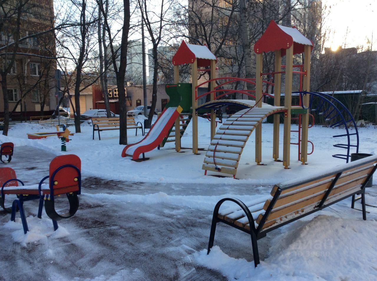 продается однокомнатная квартира город Москва, метро Шоссе Энтузиастов, улица Плеханова, д. 14К3