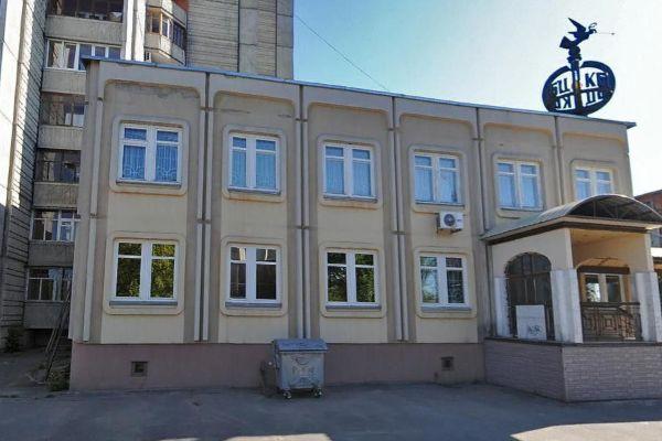 Торгово-офисный комплекс на ул. Малая Самара, 9к1