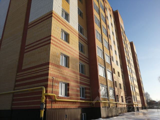 Продается двухкомнатная квартира за 2 271 500 рублей. Тамбовская обл, г Рассказово, ул Советская, д 31А.
