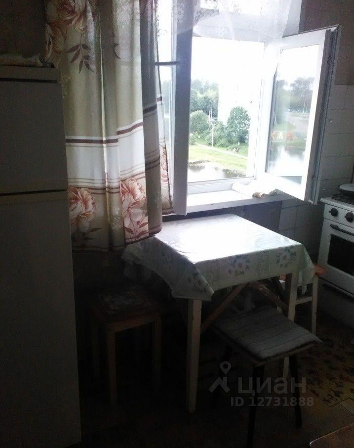 продажа однокомнатной квартиры Клинский район, город Клин, улица Чайковского, д. 66к2