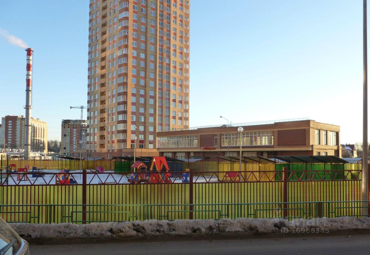 продается квартира-студию город Щербинка, метро Бунинская аллея, улица Барышевская Роща, д. 12