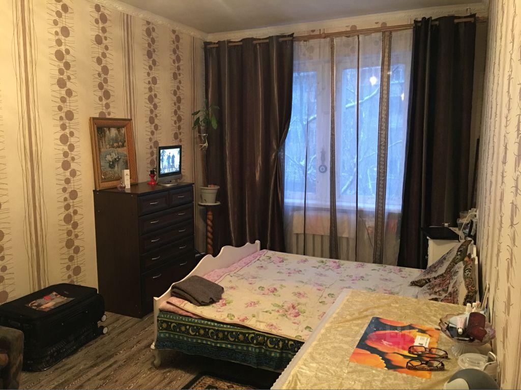 продаю трехкомнатную квартиру город Москва, Большая Филевская улица, д. 51К1
