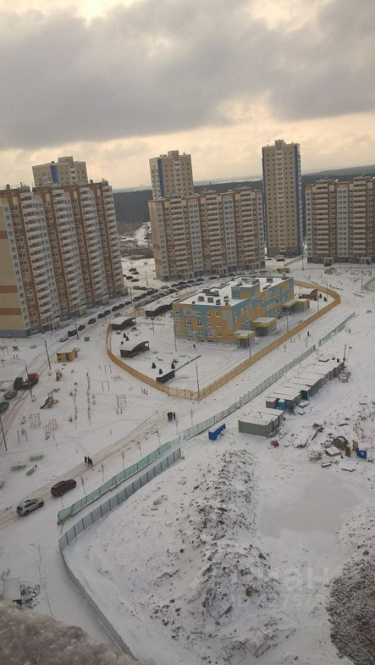 купить однокомнатную квартиру Домодедово городской округ, город Домодедово, д. к31