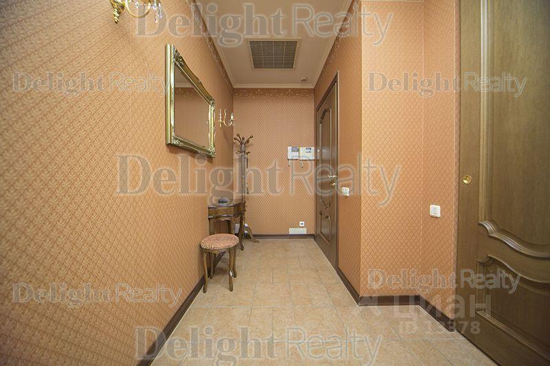 сдается трехкомнатная квартира город Москва, метро Смоленская, 1-й Смоленский переулок, д. 17