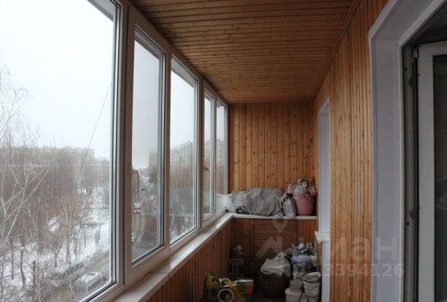 Продается трехкомнатная квартира за 2 300 000 рублей. Россия, Ульяновск, улица Варейкиса, 10.