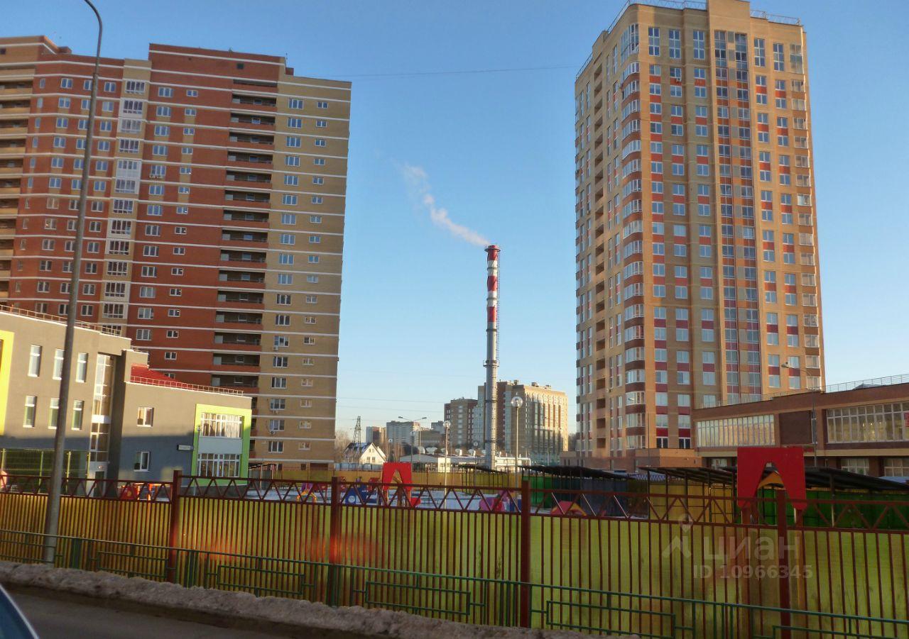 продам квартиру-студию город Щербинка, метро Бунинская аллея, улица Барышевская Роща, д. 12