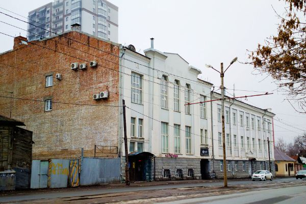 Офисное здание на ул. Арцыбушевская, 145