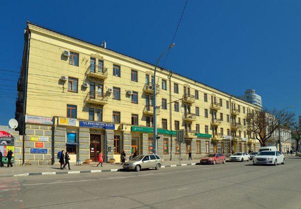 Бизнес-центр Черноморский