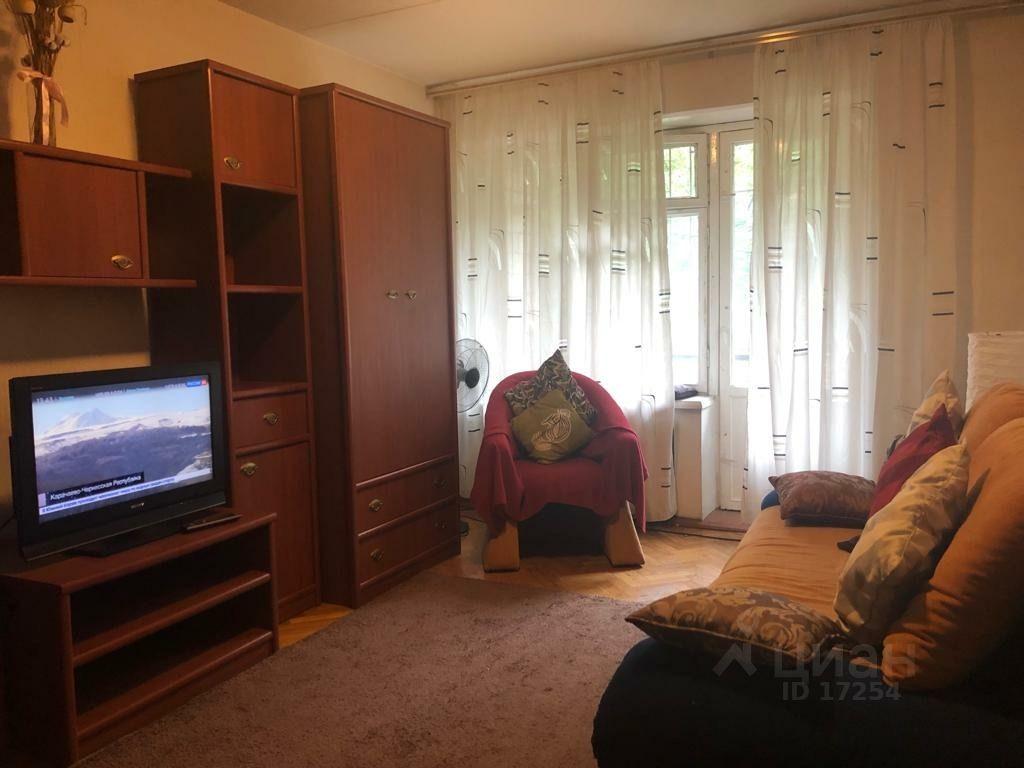 Сдам однокомнатную квартиру 37м² Тарутинская ул., 8, Москва, ЗАО, р-н Фили-Давыдково м. Славянский бульвар - база ЦИАН, объявление 229767338