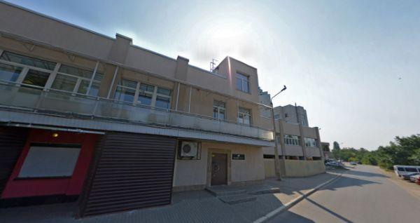 Отдельно стоящее здание на Спортивной набережной, 4В