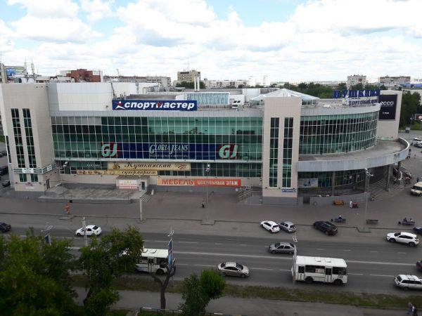 Торгово-развлекательный центр Пушкинский
