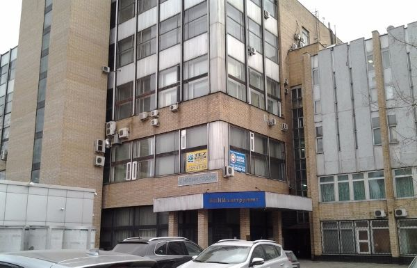 Бизнес-центр на ул. Большая Семёновская, 49