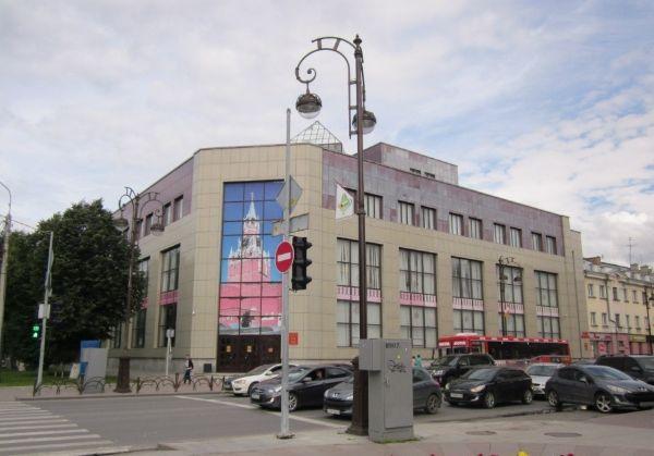 Торговый центр Москва