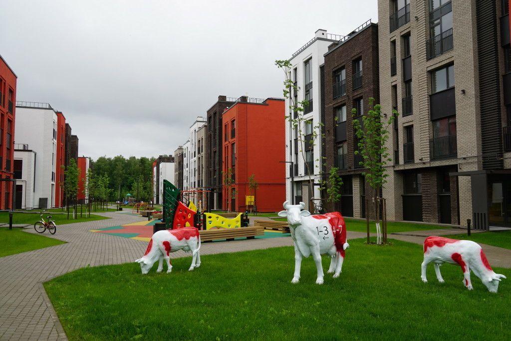 фото ЖК Голландский квартал
