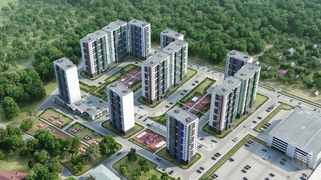 продажа квартир Новый Ногинск