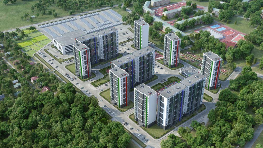 жилой комплекс Новый Ногинск
