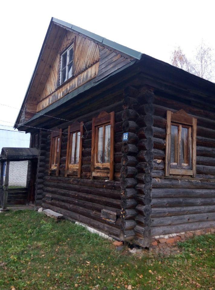 Купить дом 107м² Нижегородская область, Бор городской округ, Межуйки деревня - база ЦИАН, объявление 224966487