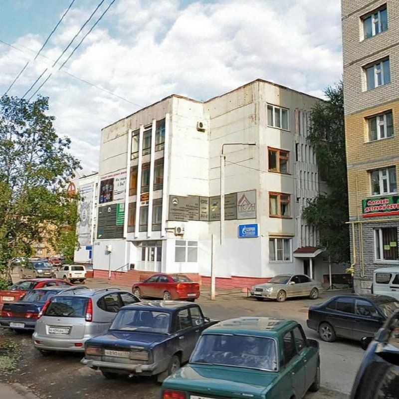 продажа помещений в БЦ на ул. Домны Каликовой, 29