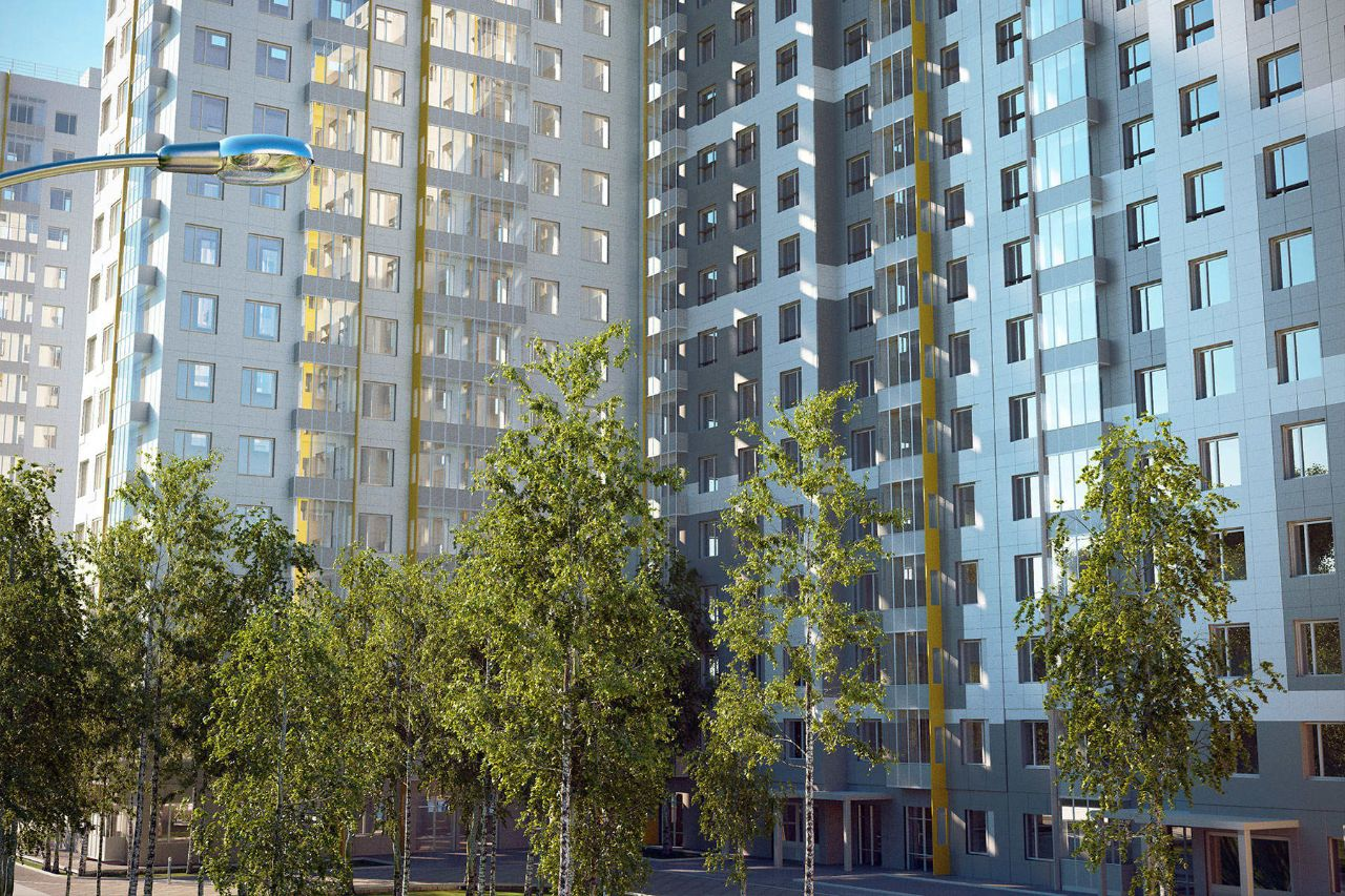 жилой комплекс Лыткарино Хит