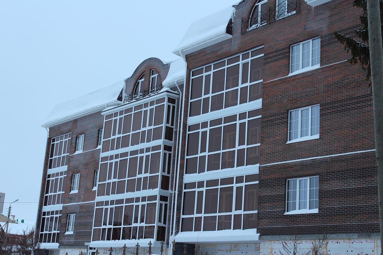 купить квартиру в ЖК Дом в Говорово