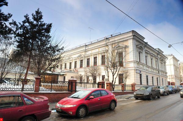 Особняк на ул. Мещанская, 7с1
