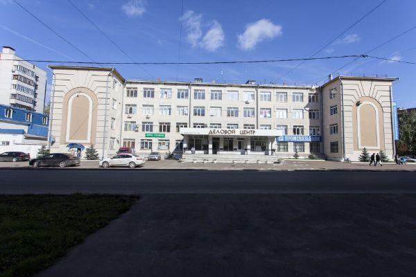 Деловой центр на ул. Журналистов, 2А