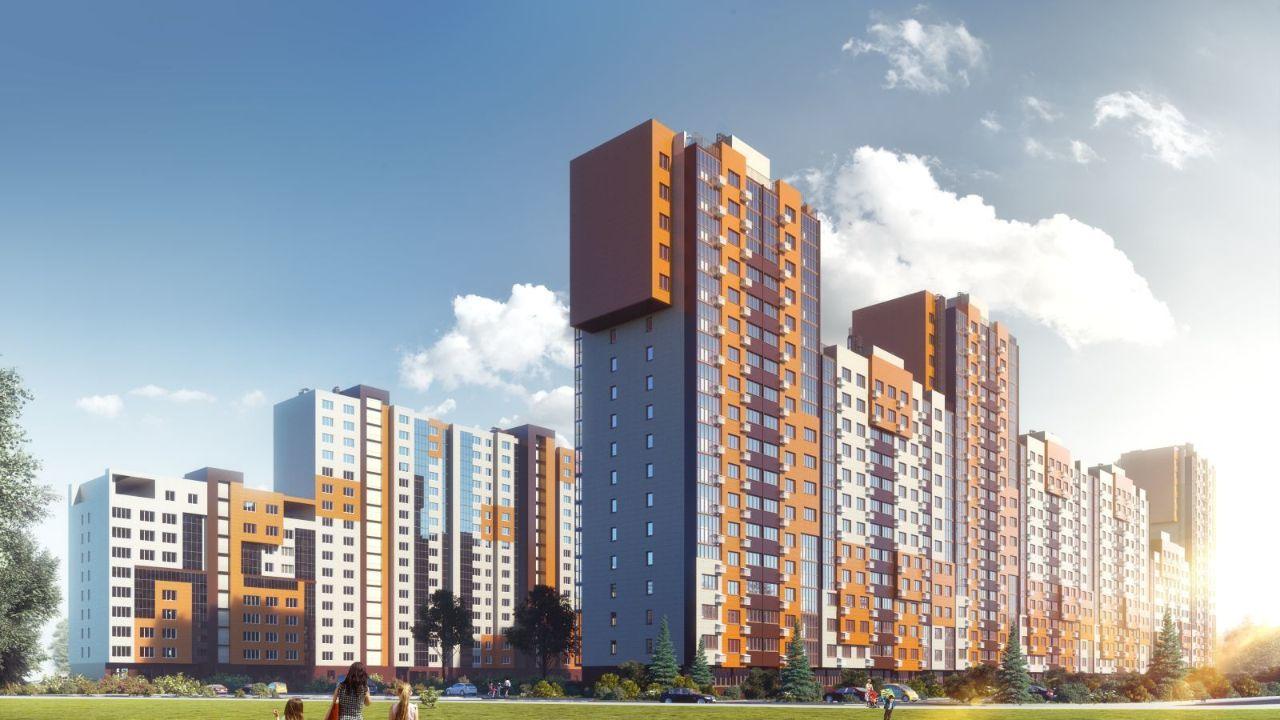 жилой комплекс Новогиреевский