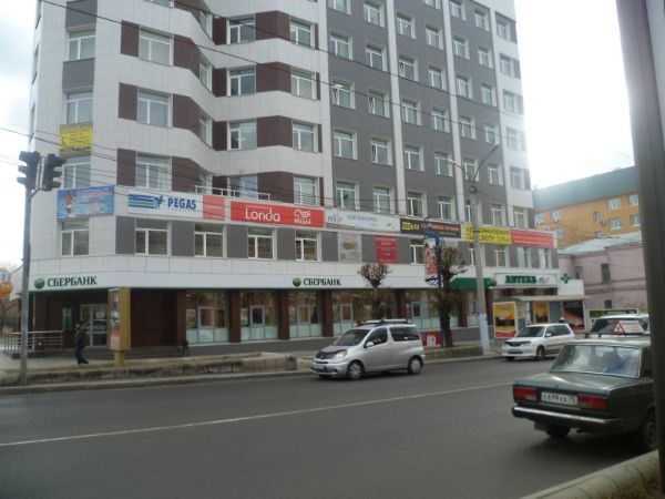 Офисное здание на ул. Бутина, 28