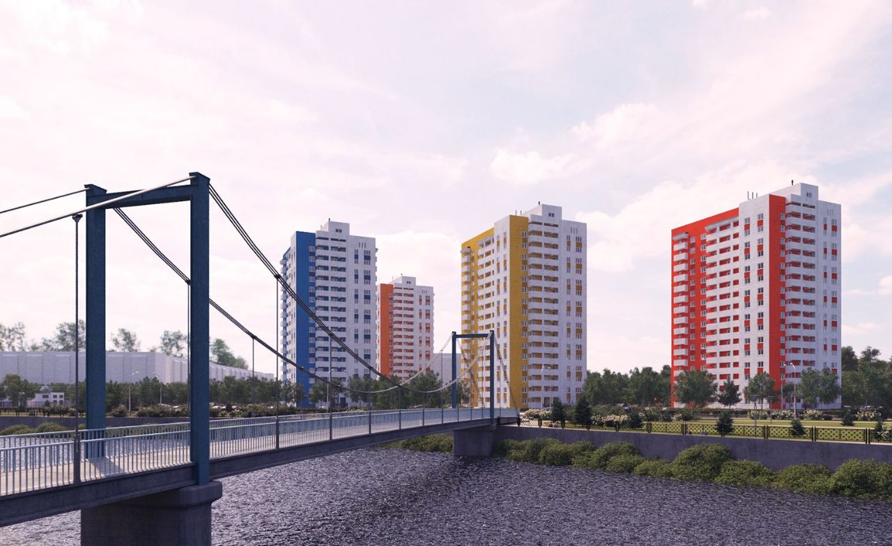 жилой комплекс Квартал Набережных (2 очередь)