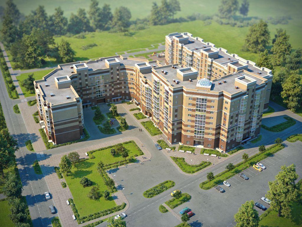 купить квартиру в ЖК в Отрадном