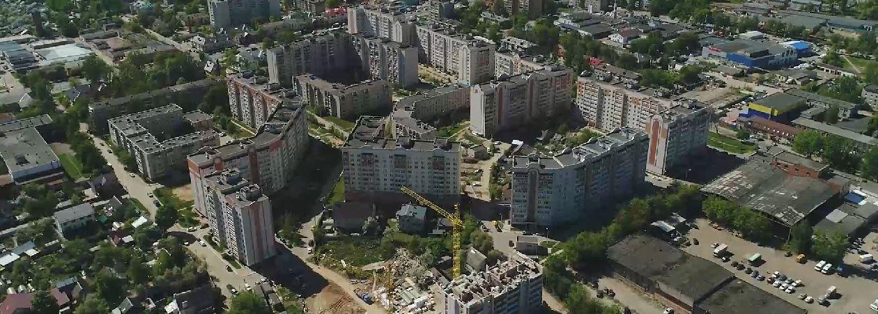 жилой комплекс По ул. Куриленко