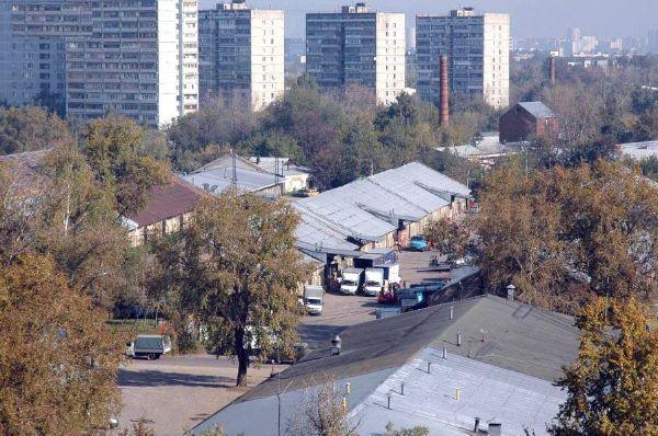 Бизнес-парк На Адмирала Макарова