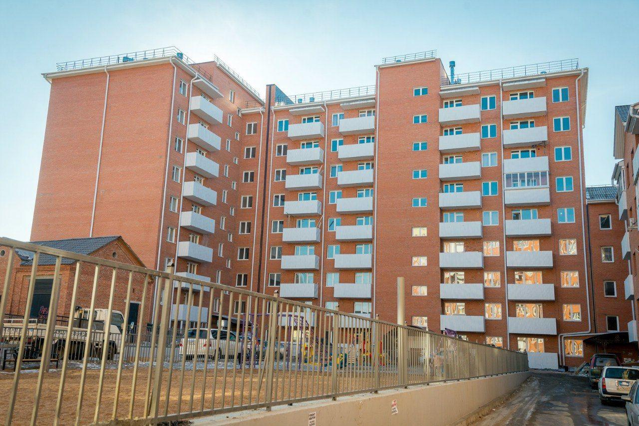 купить квартиру в ЖК ул. Столбовая