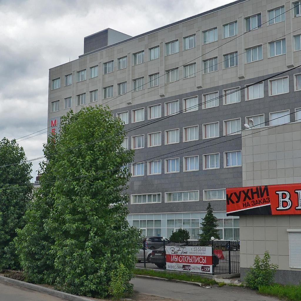 продажа помещений в БЦ Kolmovo City (Колмово Сити)