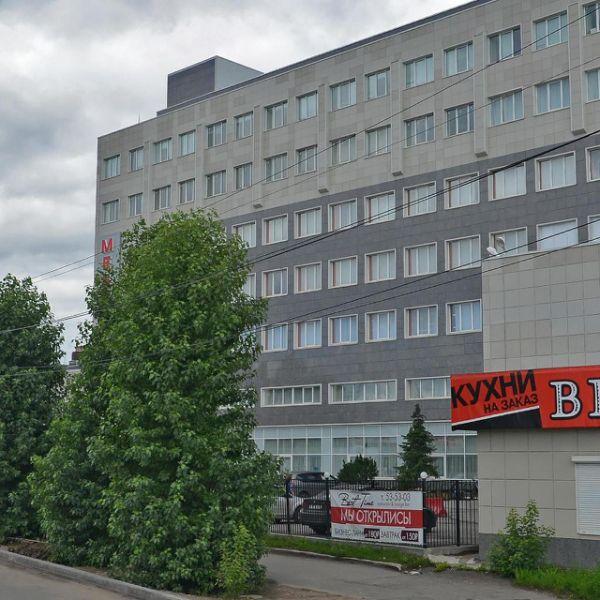 Бизнес-центр Kolmovo City (Колмово Сити)