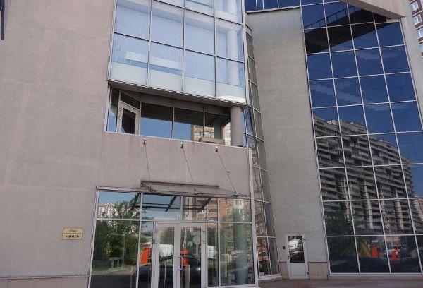 Бизнес-центр на Мичуринском проспекте, 27к5