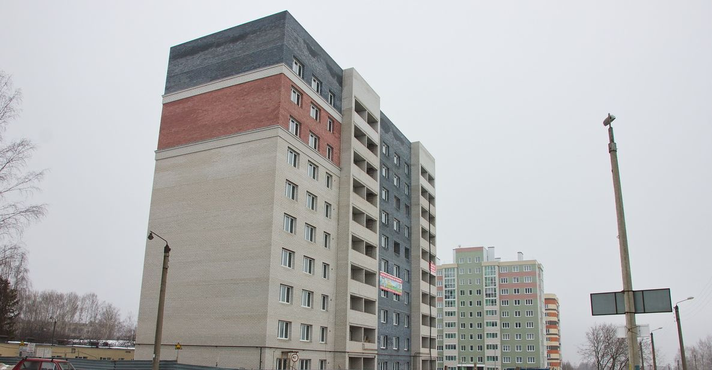 ЖК ул. Восточная 21Г