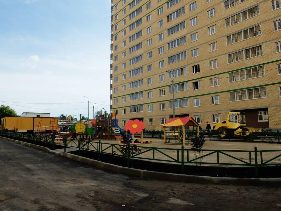 жилой комплекс Зеленый Город