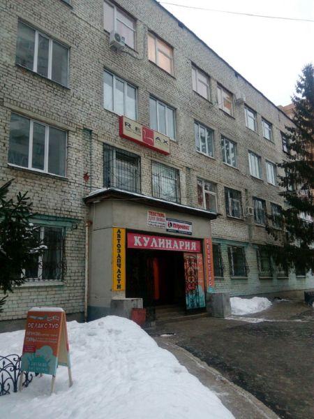Отдельно стоящее здание на ул. Московская, 6