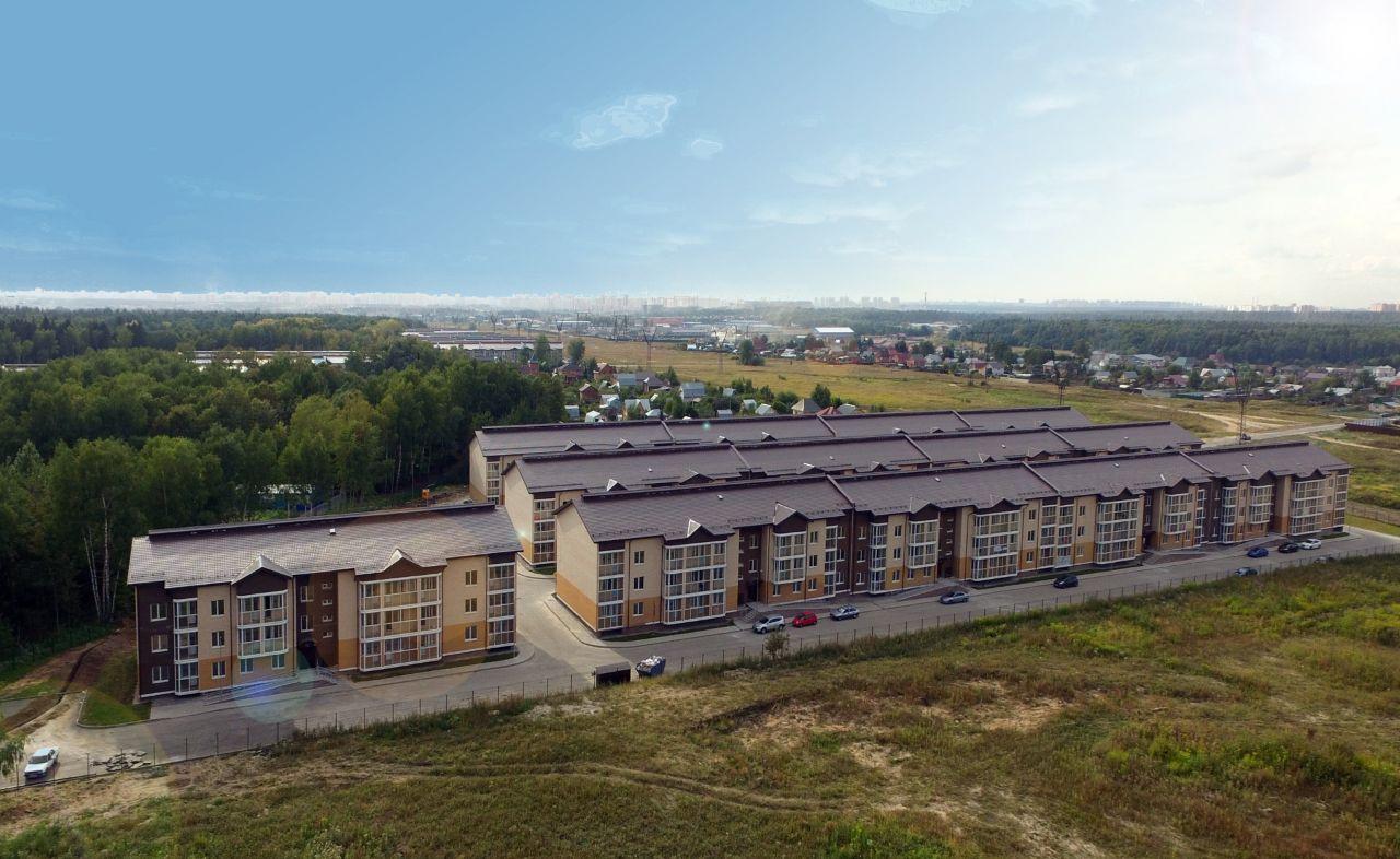 ЖК Коренёвский Форт 2