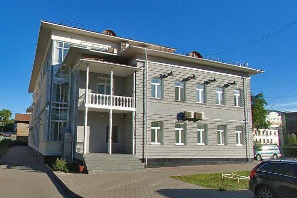Офисное здание на ул. Ветошкина, 15