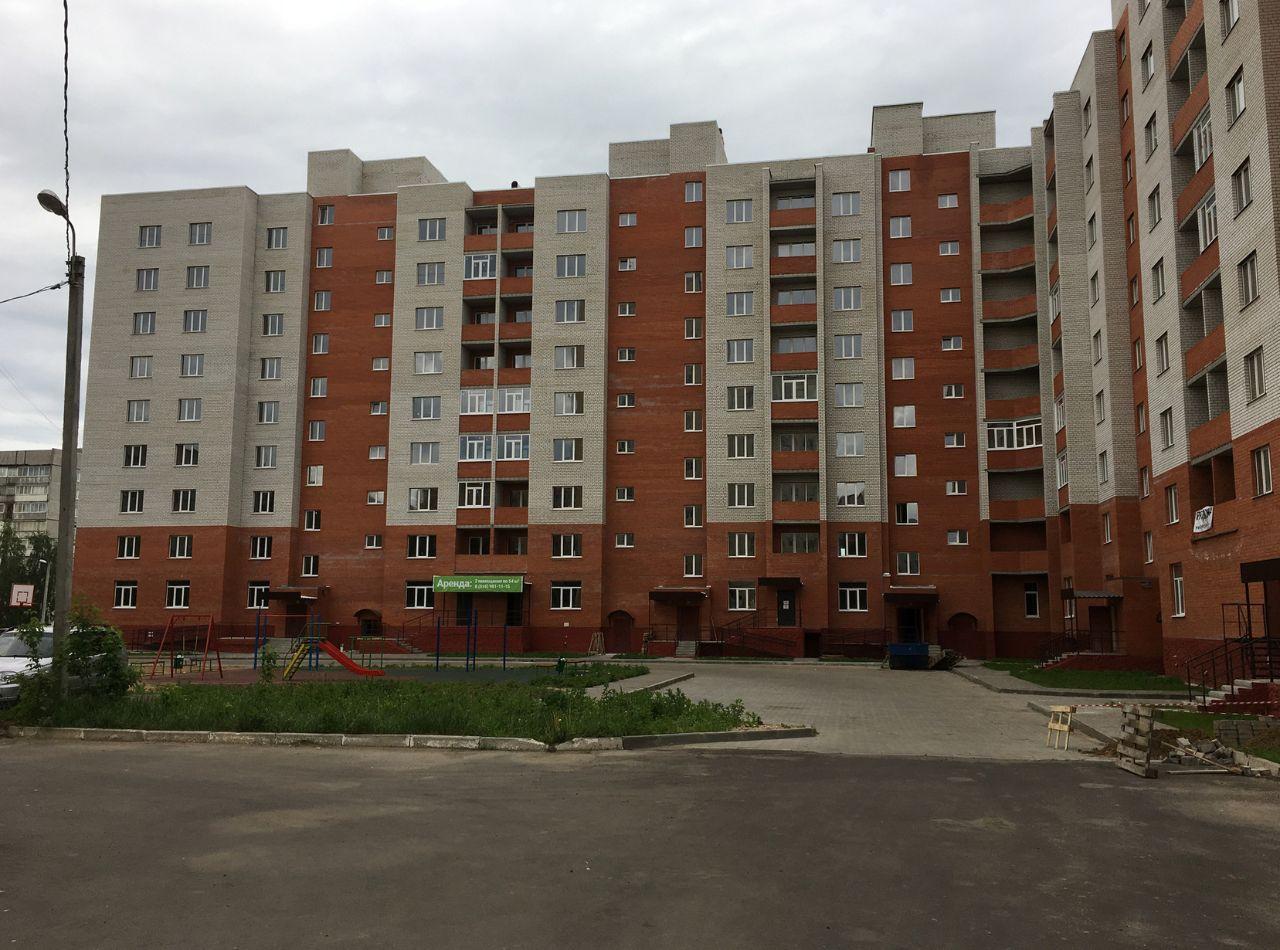 ЖК Жилой дом п. Белоозерский