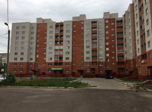 2-я Фотография ЖК «Жилой дом п. Белоозерский»