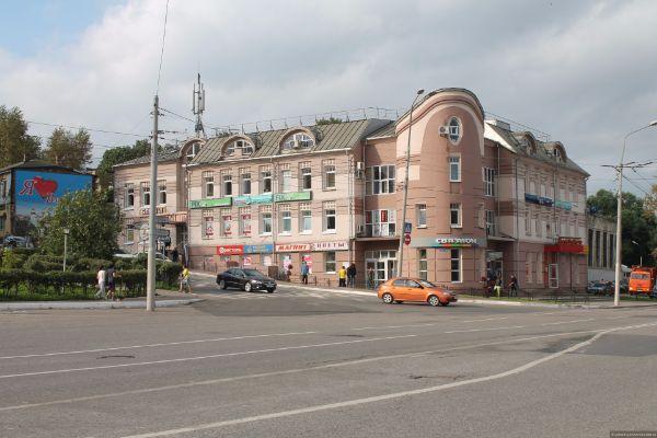 Торгово-офисный комплекс Плаза
