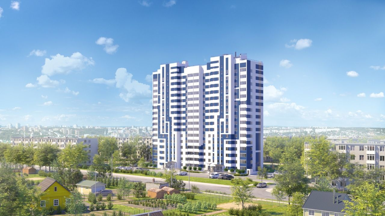 купить квартиру в ЖК Ул. Игнатова 37